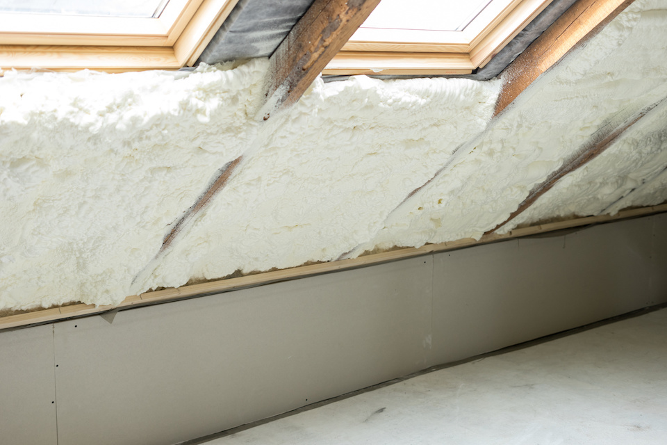 Closed-cell Spray Foam Insulation Dallas TX