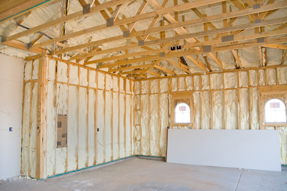 New Construction Spray Foam Insulation Dallas