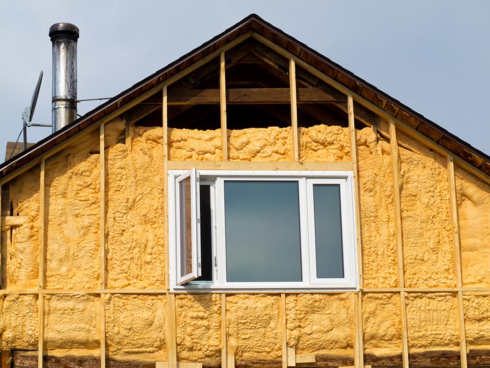 Residential Spray Foam Insulation Dallas 3