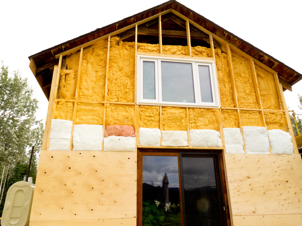 Residential Spray Foam Insulation Dallas 4