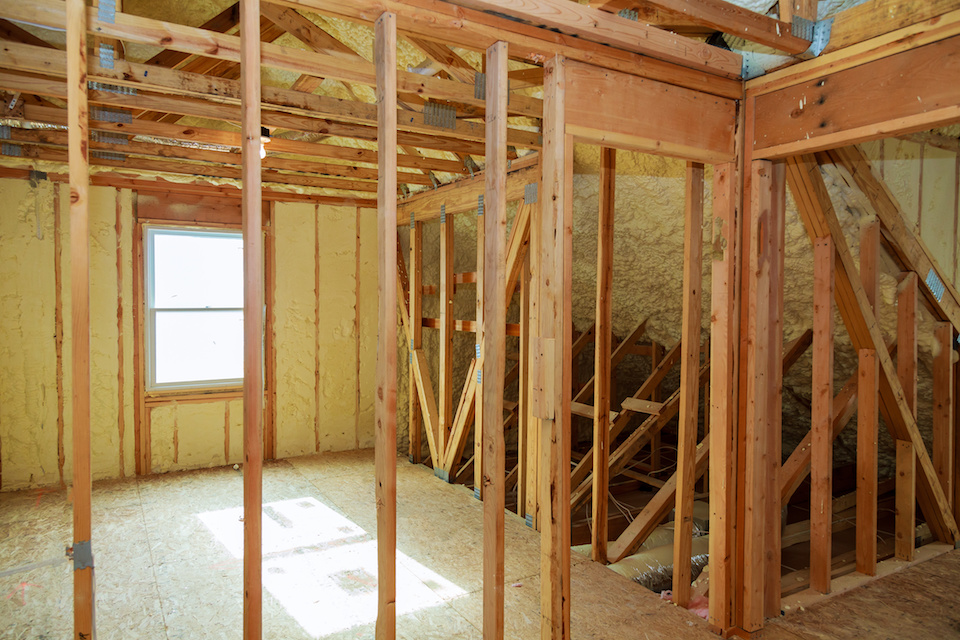 Spray Foam Attic Insulation Dallas 4
