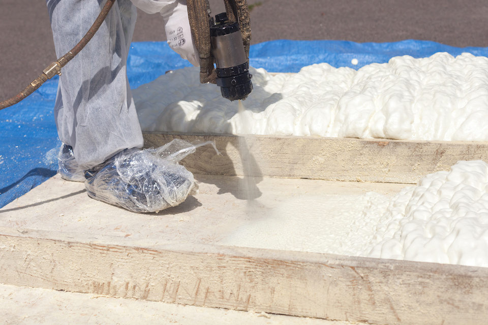 Spray Foam Insulation Dallas 03