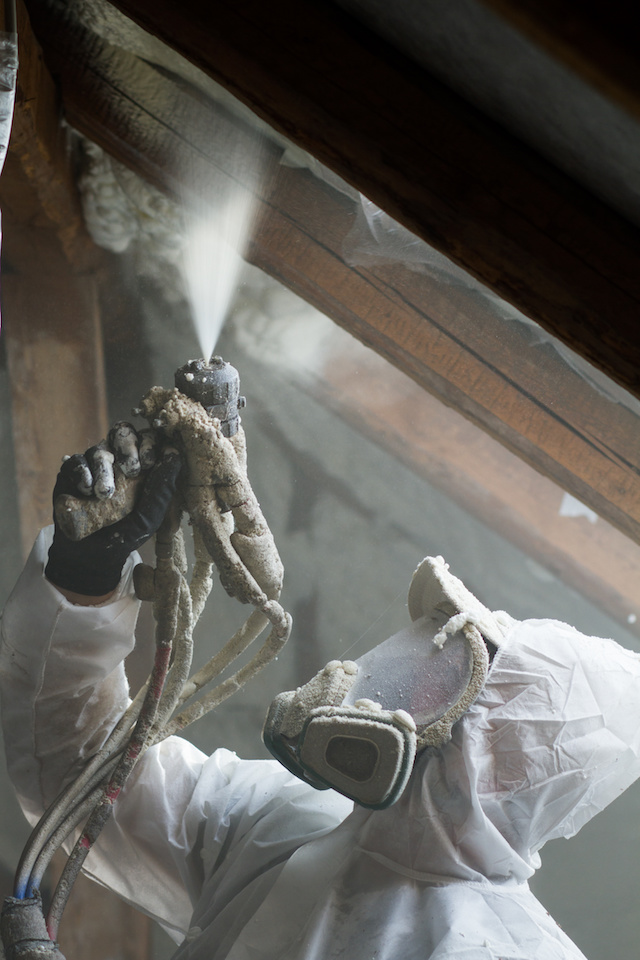 Spray Foam Insulation Installation Dallas
