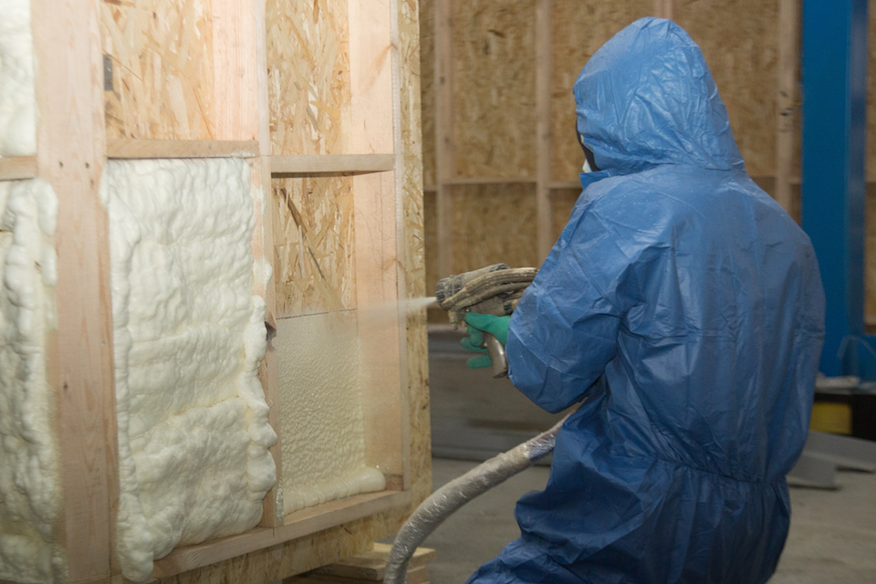 Spray Foam Insulation Installation Dallas TX 11